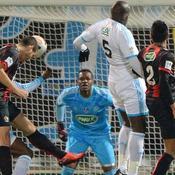 Marseille - Nice Steve Mandanda