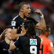 Mbappé envoie le PSG en finale de la Coupe de France