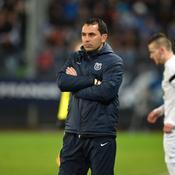 Michel n'a pas serré la main de l'entraîneur de Granville