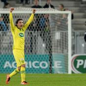 Nantes se qualifie et plonge Bordeaux dans la crise