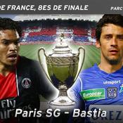 PSG-Bastia