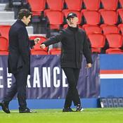 Mauricio Pochettino et Christophe Gatlier