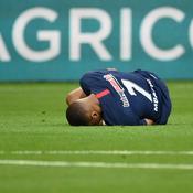 PSG-Saint-Etienne: Le tacle dangereux de Perrin qui blesse Mbappé