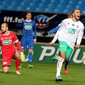 Saint-Etienne poursuit sa belle série loin du Chaudron