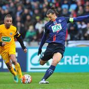 Un tout petit PSG valide son ticket pour les 16es en Coupe de France