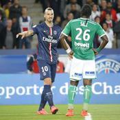 Zlatan Ibrahimovic - Mustapha Sall