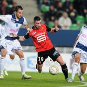 Romain Alessandrini Rennes-Troyes