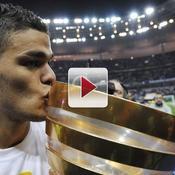 Hatem Ben Arfa Marseille Coupe de la Ligue