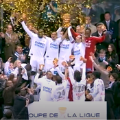 L'OM remporte la Coupe de la Ligue 2010