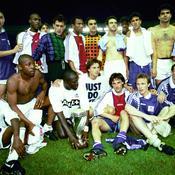 PSG-Bastia 2-0 (1995)