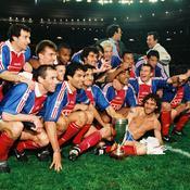 PSG-Bordeaux 2-2 ap, 4-2 tab (1998)