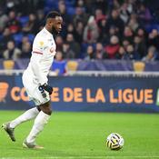 Coupe de la Ligue: Lyon se qualifie pour sa sixième finale