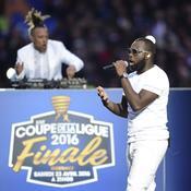 Coupe de la Ligue : Maître Gims a coûté 50.000 euros