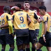 Coupe de la Ligue : Lille étrille un bien terne Monaco