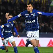Strasbourg croque Bordeaux et rejoint Guingamp en finale de la Coupe de la Ligue