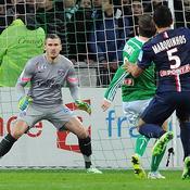 Nicolas Douchez Paris SG Coupe de la Ligue