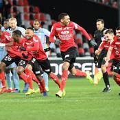Guingamp dégoûte le Monaco de Jardim et se hisse en finale