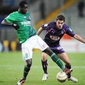 Guirane N'Daw Saint-Etienne-Bordeaux Coupe de la Ligue