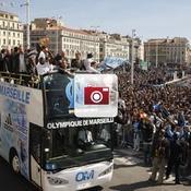 La fête à Marseille