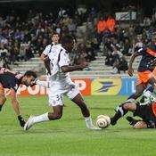 Montpellier et Rennes à la trappe