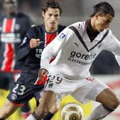 Marouane Chamakh Paris DG Bordeaux Coupe de la Ligue