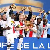 Paris SG/Coupe de la Ligue
