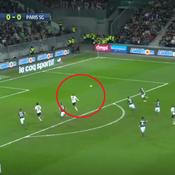 PSG-Saint-Étienne : la superbe volée en vidéo de Mbappé l'an dernier