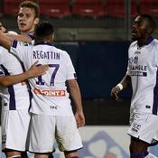 Toulouse et Ben Yedder crucifient Rennes, Guingamp au bout du suspense