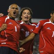 Humberto Suazo/ Manuel Iturra/ Alexis Sanchez
