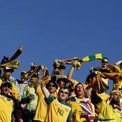 Supporters australiens