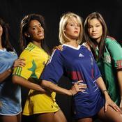Les beautés du Mondial 2010
