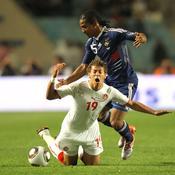 France-Tunisie Malouda