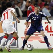 France-Tunisie Ribéry 1
