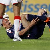 France-Tunisie Ribéry