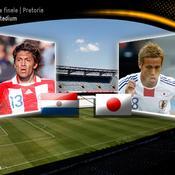 LIVE Paraguay-Japon Coupe du Monde 2010