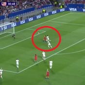 Angleterre-USA: tous les buts d'un match de folie