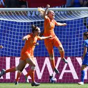 Coupe du monde féminine 2019 : les Pays-Bas mettent fin à l'aventure italienne