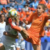 Coupe du monde féminine 2019 : les Néerlandaises s'imposent de justesse