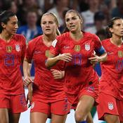 Coupe du monde féminine 2019 : Les Américaines en route vers une quatrième étoile