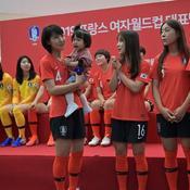 Coupe du monde féminine: la Coréenne Hwang Bo-ram, avocate de la défense des mères