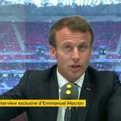 Macron : «Les choses ne seront plus jamais pareilles pour le football féminin»