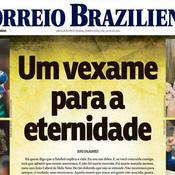 Le Brésil est en pleine dépression après la déroute