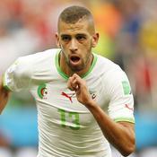 L'Algérie compte sur Slimani