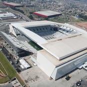 L'Arena Corinthians inquiète encore plus
