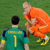 Espagne Pays-Bas Coupe du monde