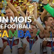 Un mois de football samba