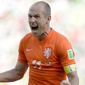 Robben, l'artiste controversé