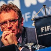 Jérôme Valcke Fifa Coupe du monde 2014