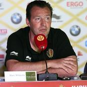 Marc Wilmots Belgique Coupe du monde 2014