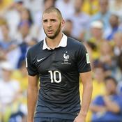 Karim Benzema Equipe de France Allemagne Coupe du monde 2014